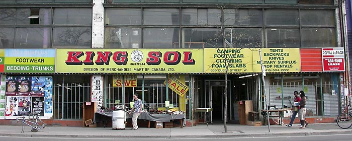 king sol closing bathurst