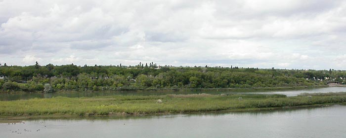 saskatoon looking northwest